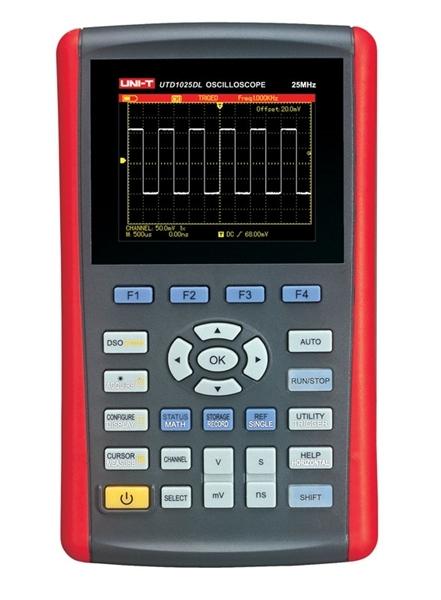 Osciloskop UNI-T UTD1025DL (25MHz)