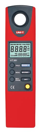 Luxmetr UNI-T  UT381