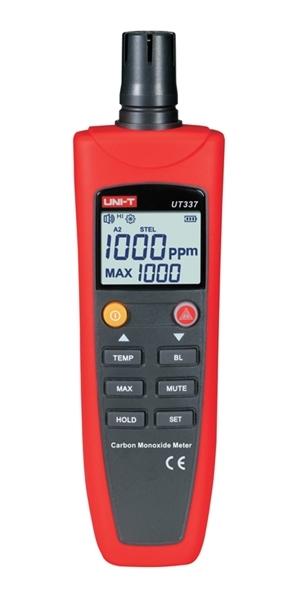 Detektor oxidu uhelnatého UNI-T UT337A