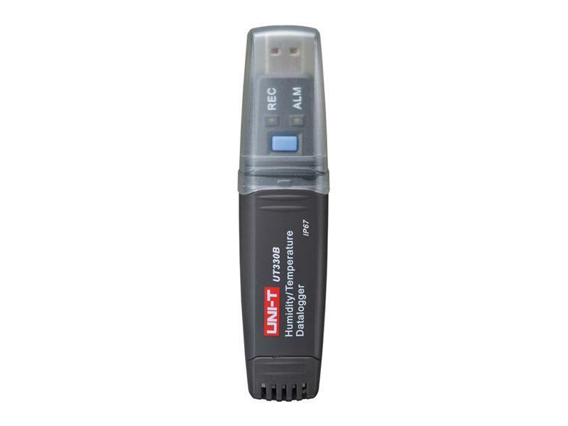 Datalogger UNI-T UT330B USB (teplota, vlhkost)