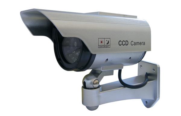 Atrapa kamery AK-08 venkovní ,solar