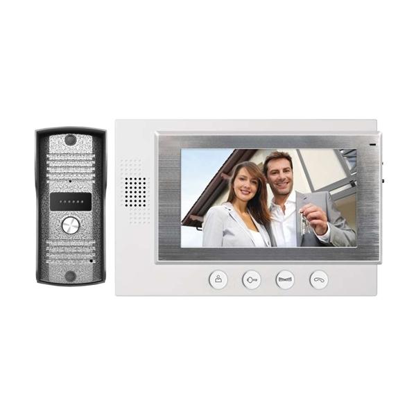 Sada videotelefonu H2011 bílá