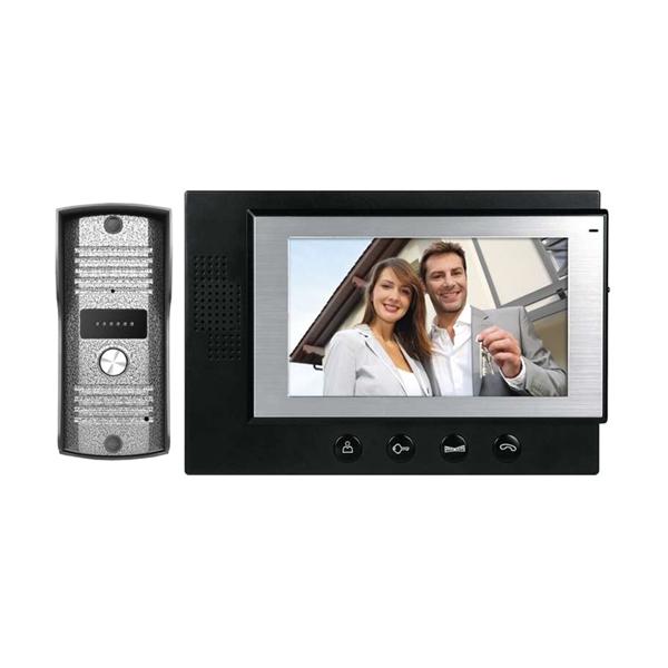 Sada videotelefonu H2012 černá