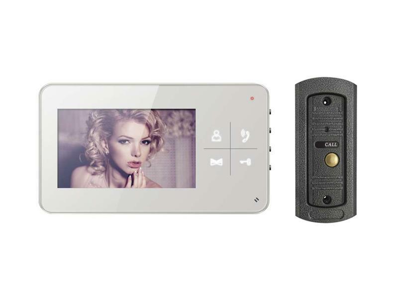 Domácí videotelefon, barevná sada, H1134