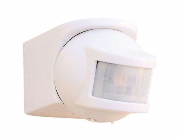 PIR senzor (pohybové čidlo) MINI bílý