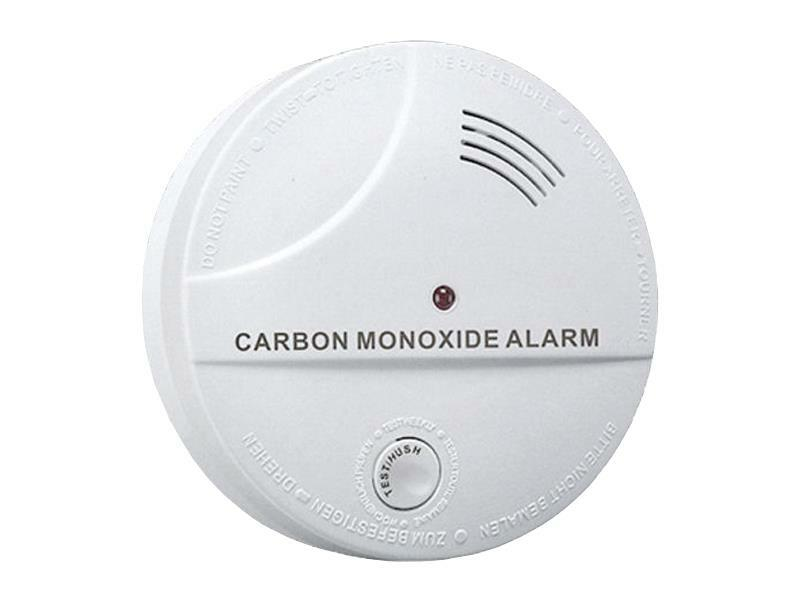 Detektor oxidu uhelnatého s alarmem ALARM CO-04, EN50291