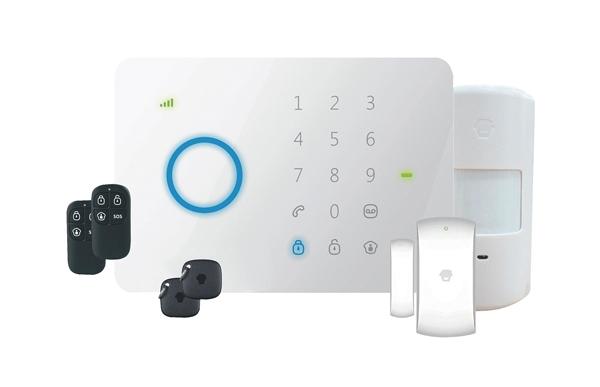 Alarm bezdrátový GSM