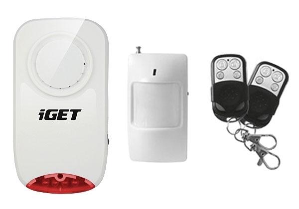 Alarm bezdrátový iGET SECURITY M1B