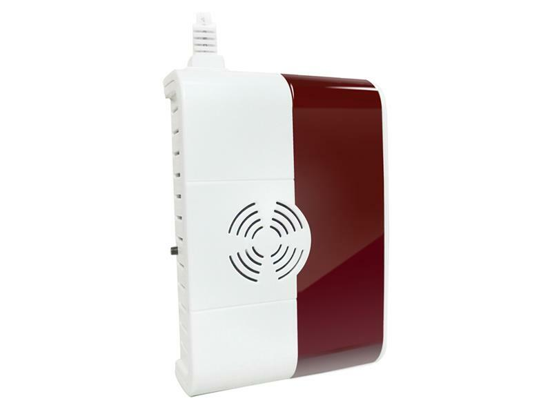 Detektor plynu bezdrátový iGET SECURITY P6