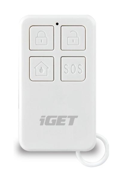 Ovládání dálkové (klíčenka) pro alarm iGET SECURITY M3P5