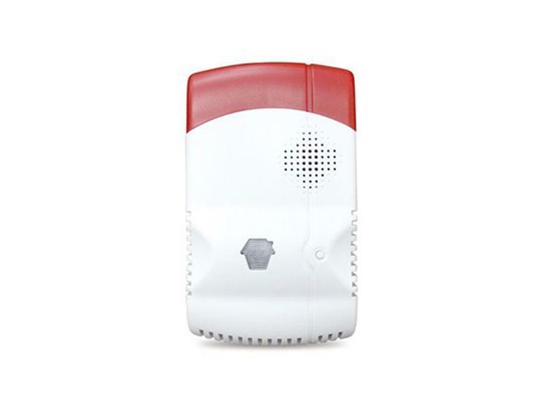 Alarm domovní bezdrátový GSM 2D08 - detektor plynu