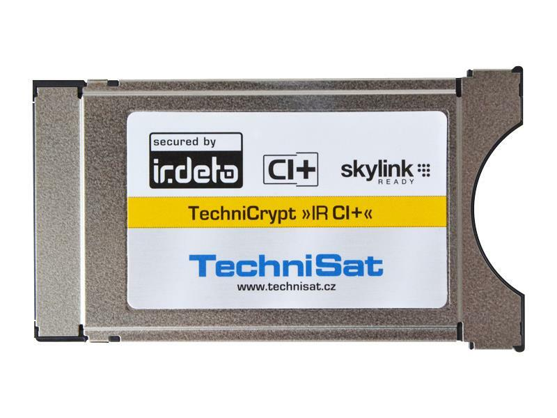 Modul Irdeto CI+ TechniCrypt Dual Decrypt