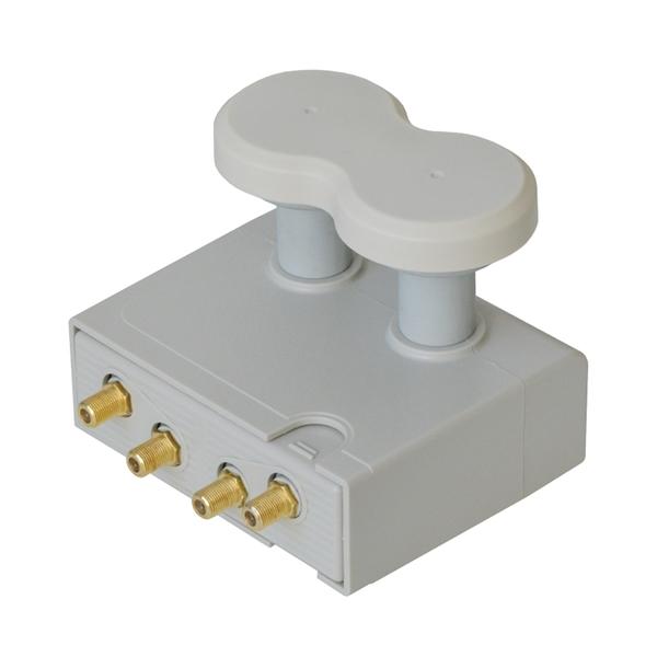 Satelitní konvertor Mascom Monoblok 4,3 Quad