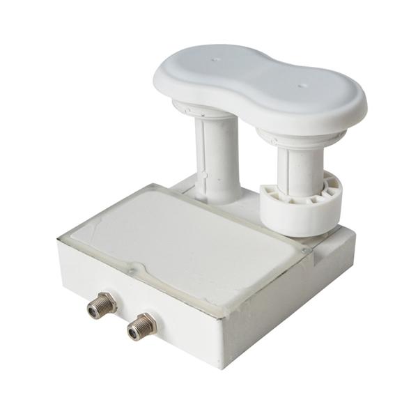 Satelitní konvertor GTSAT Monoblok 4,3 Twin GT-MDT43