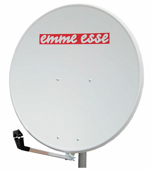 Satelitní parabola 150AL Emme Esse bílá - Nadrozměrné zboží - nutno domluvit dopravu telefonicky -