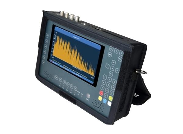 Satelitní měřák Golden Media Multibox (DVB-S2/T2/C)
