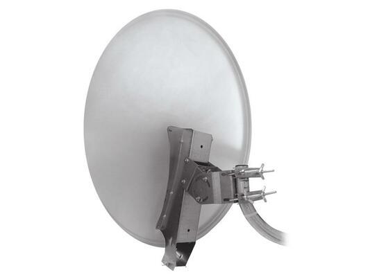 1431f777fc8ce Satelitní parabola 85AL Emme Esse profi se systémem Clarkalign bílá ...